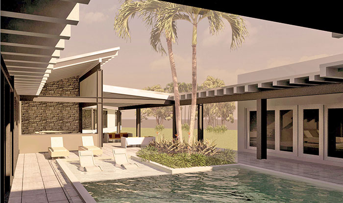 Del ray modern gallery for Architecture firms fort lauderdale